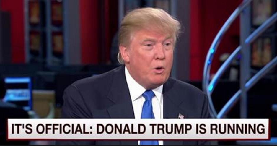 Donald Trump PR