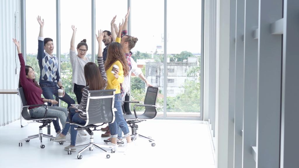 Employee enagement = advocate
